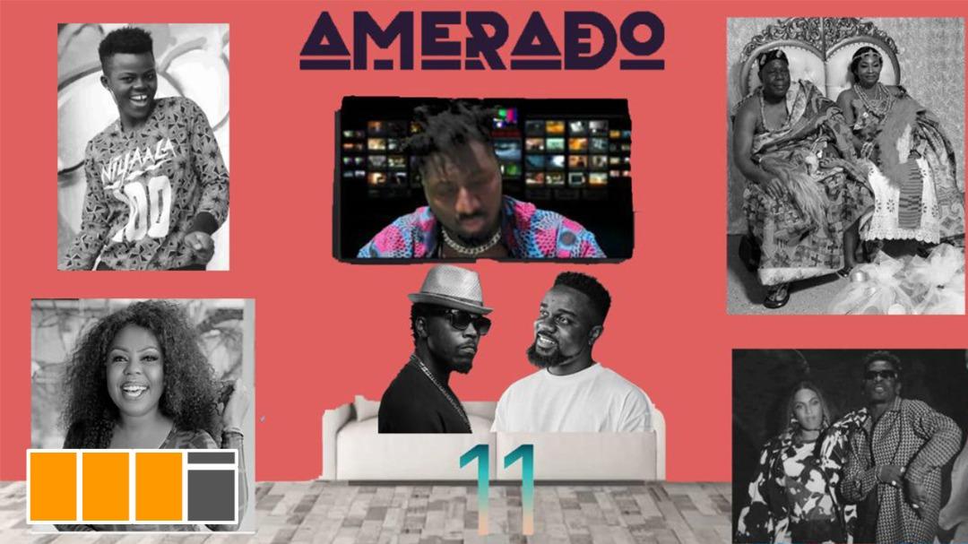 Amerado & Teacher Kwadwo - Yeete Nsem (Episode 11)