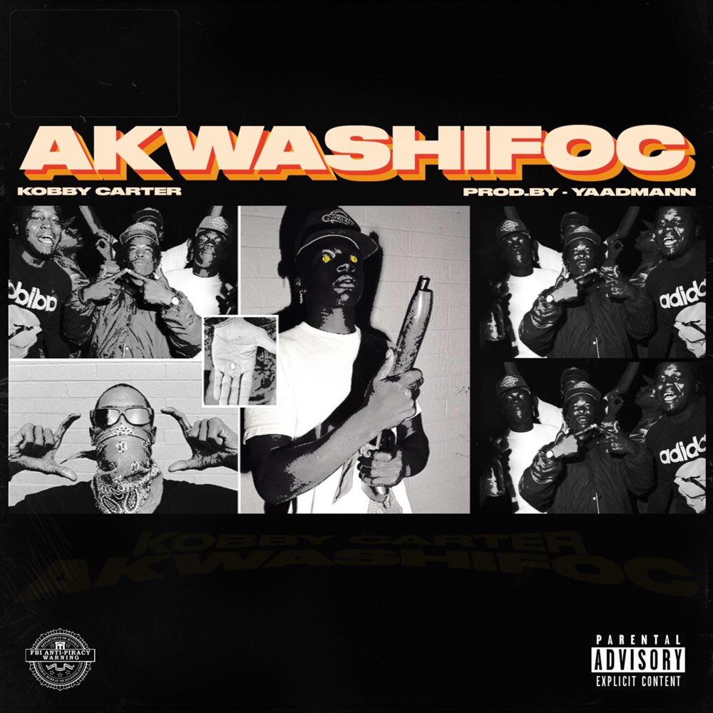 Kobby Carter - Akwashifoc