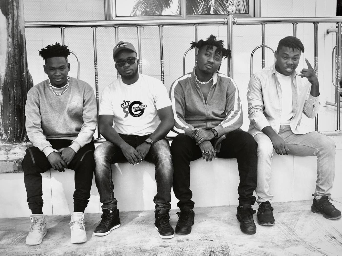 Koo Ntakra, Ratty Ghana, Amerado & Bogo Blay - Yeete Nsem (Episode 26)