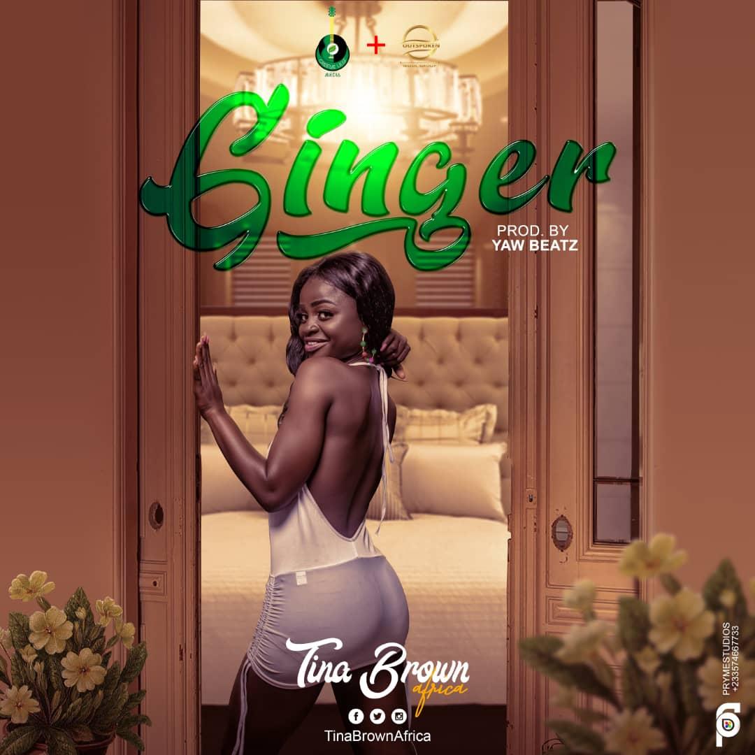 Tina Brown Africa - Ginger
