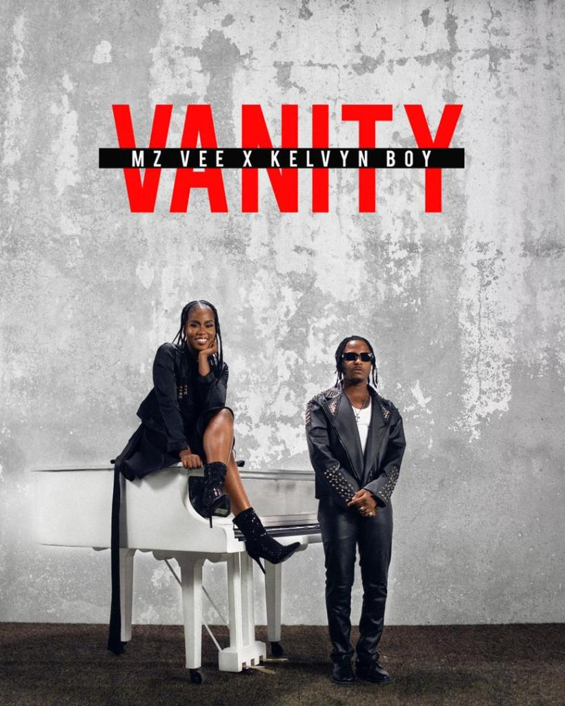 MzVee - Vanity (feat. Kelvyn Boy)