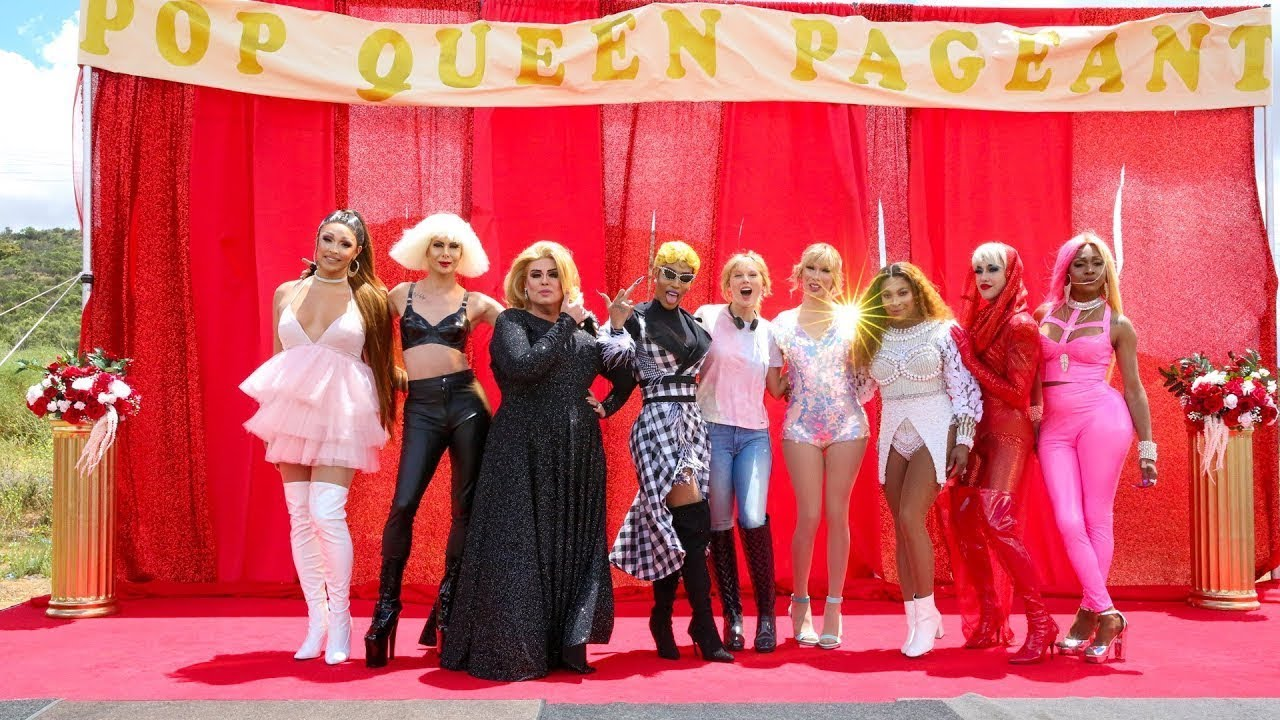 You Need to Calm Down Drag Queens