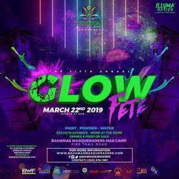 Bahamas Masqueraders GLOW 2019