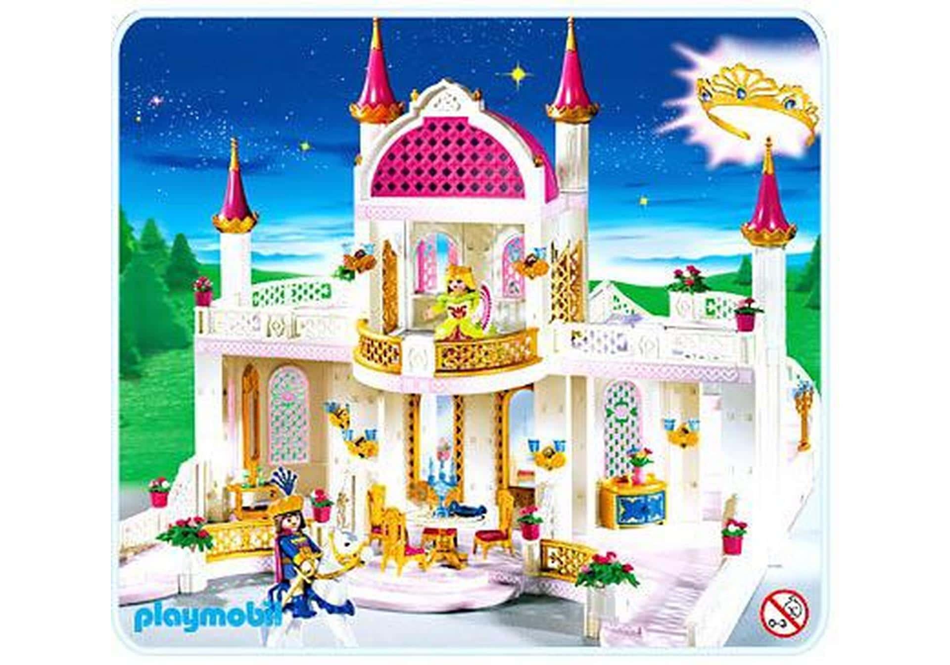 playmobil magic castle 4250 playmobil castle toys