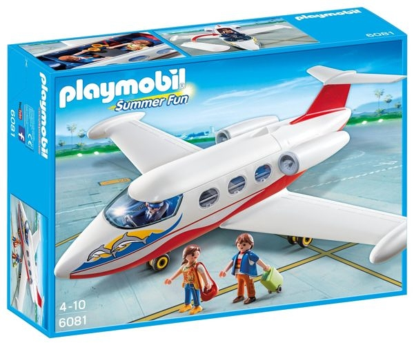 Playmobil Airplane 6081