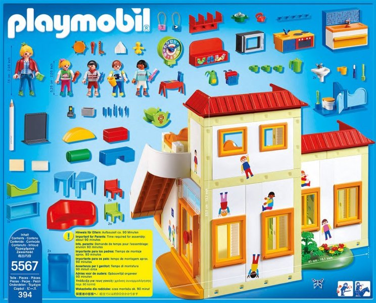 Playmobil school best price
