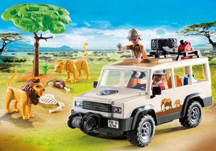 Playmobil Lion Safari