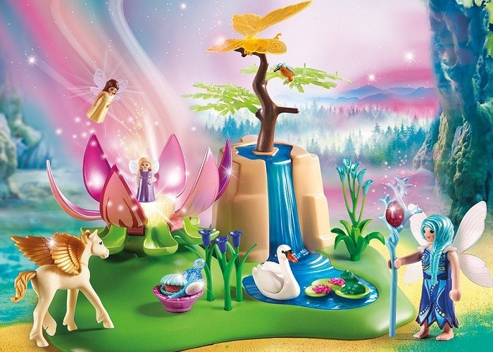 Playmobil Fairies Garden