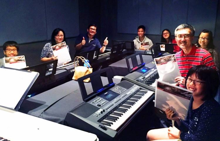 Believer Music Keyboard Program