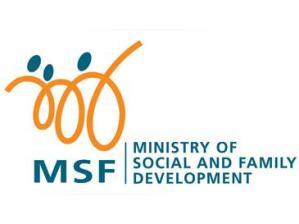 Logo of Ministry of Social & Family Development