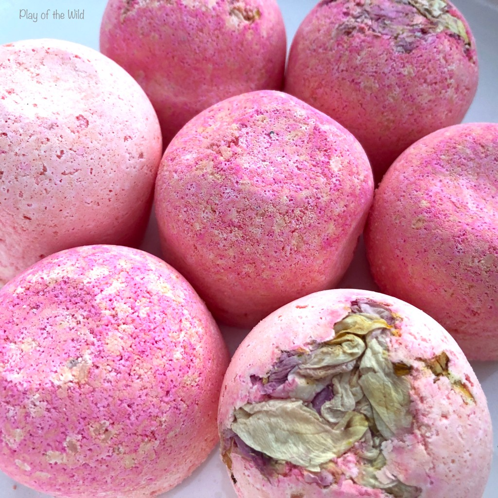 homemade bath bombs for kids