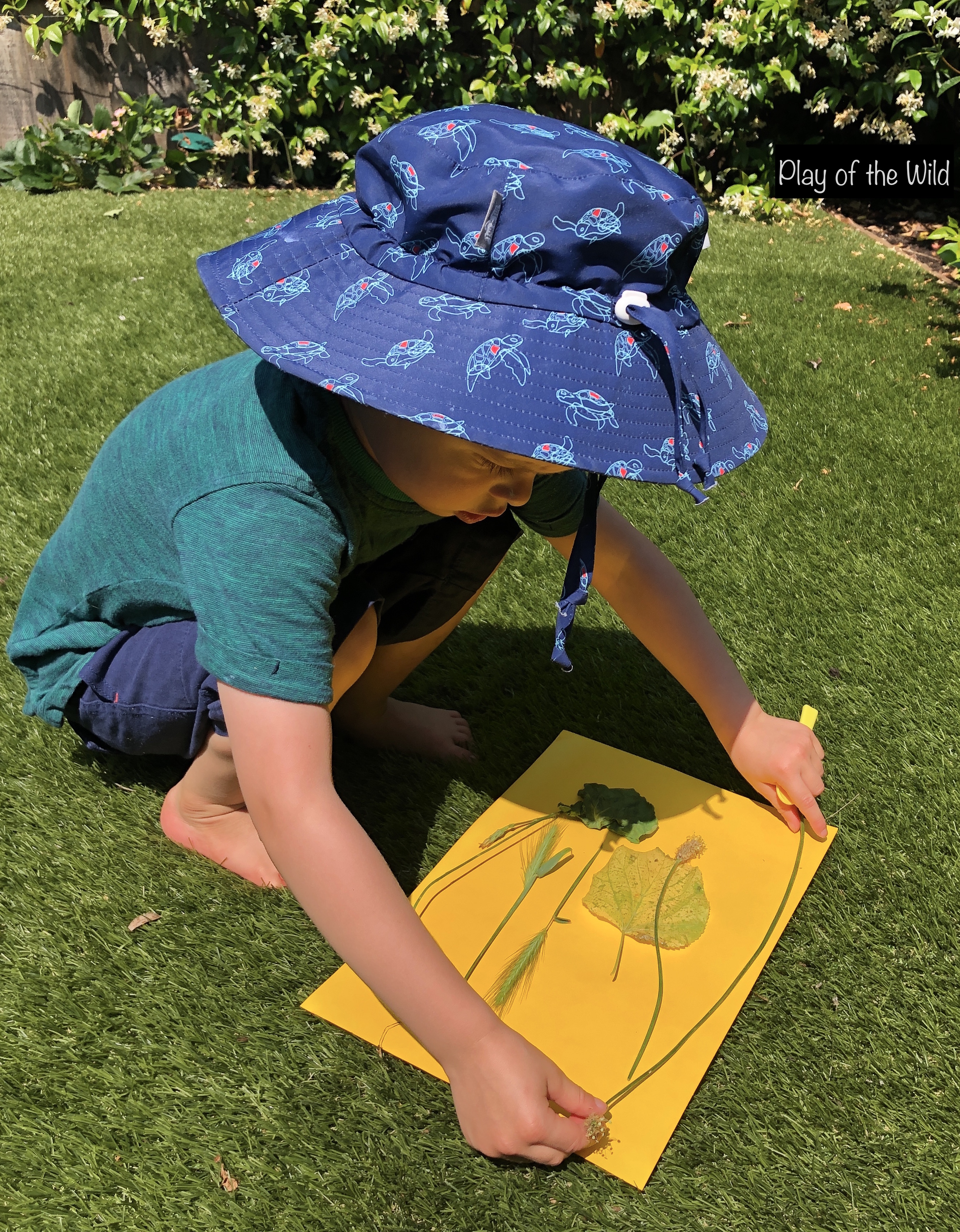 Sun Art for Kids and Toddlers