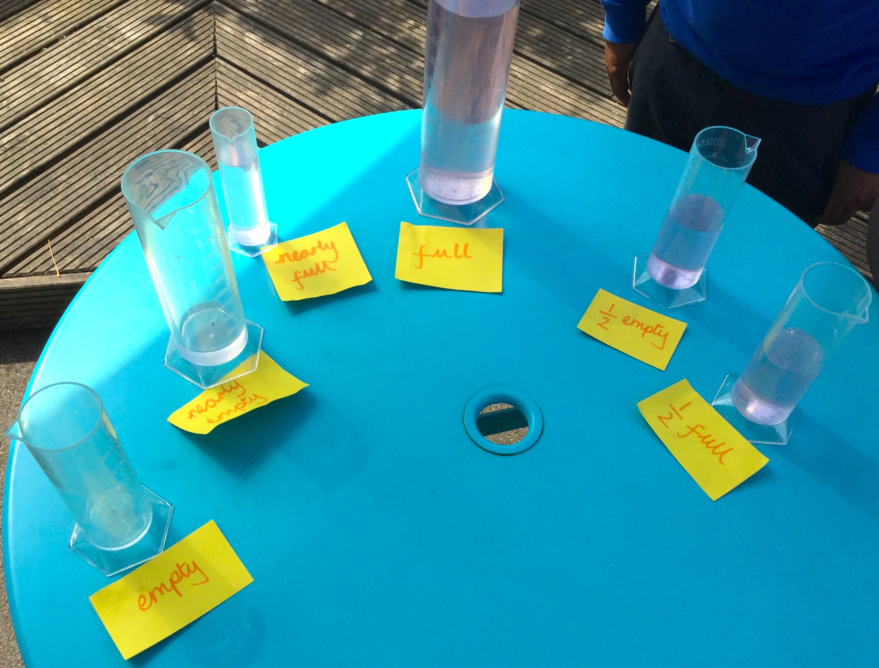 Outdoor Maths Activities KS1