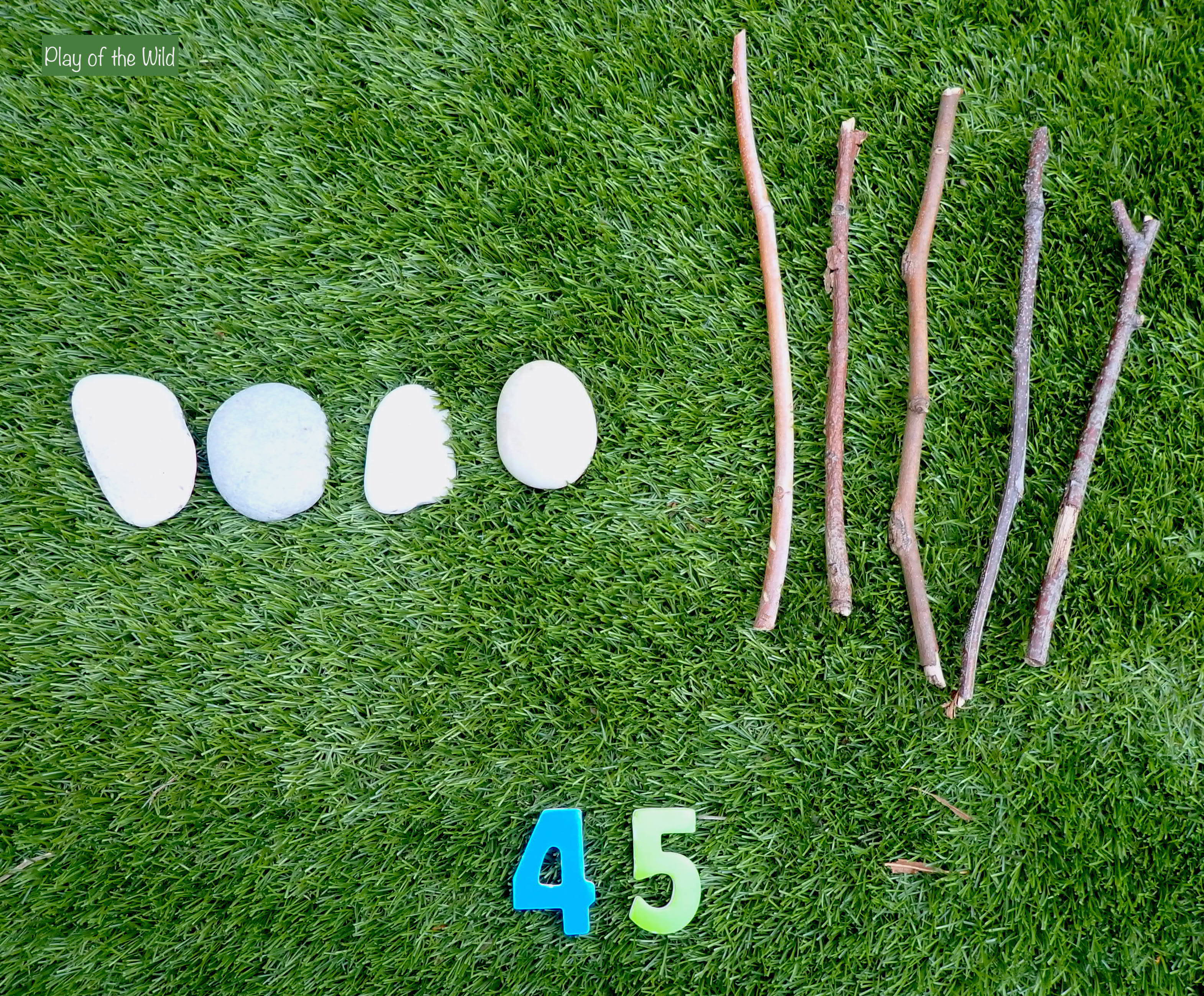Outdoor Maths Activities KS1 -Maths Outdoor Learning