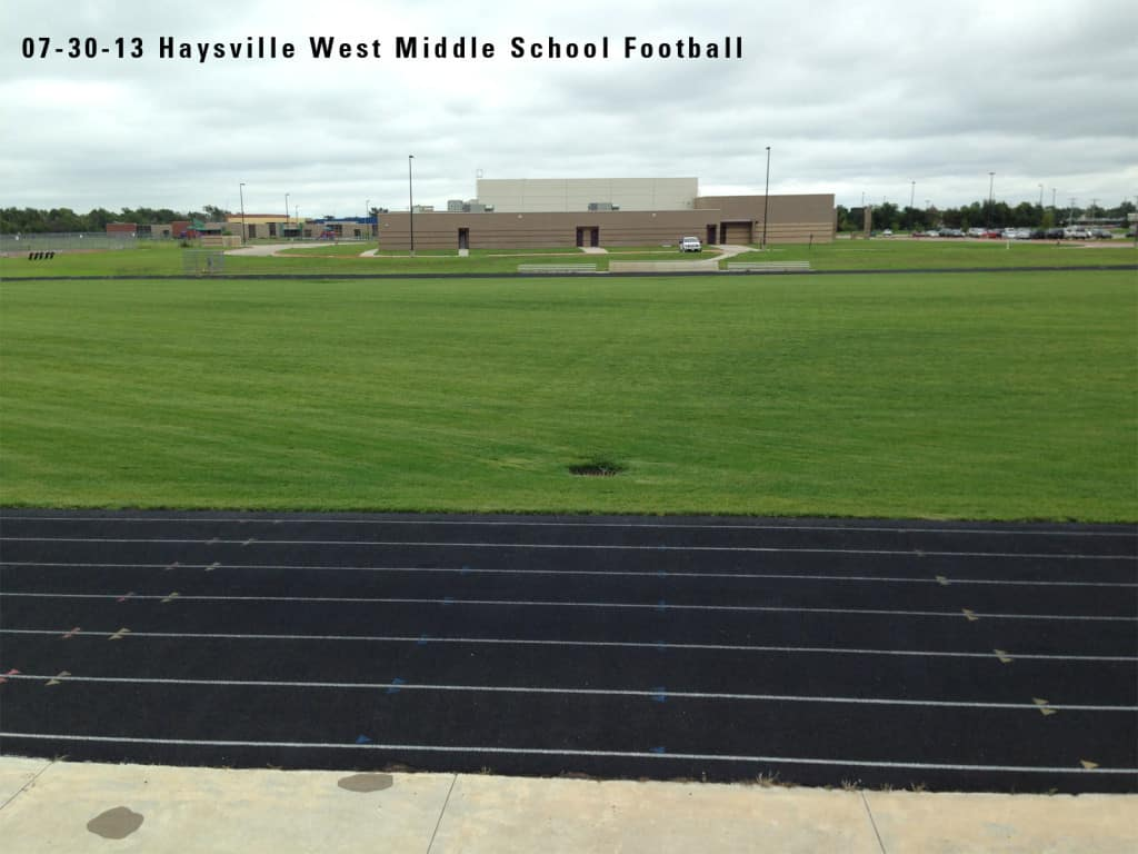 Renovation 10 Haysville West MS FB 07-30-13