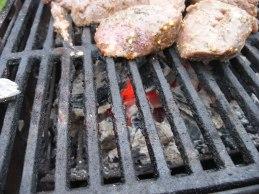 Meat + coals