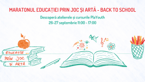 Maratonul Educaţiei Alternative Back to School (3-12 ani)