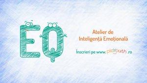 Atelier de Inteligenţă Emoţională pentru copii