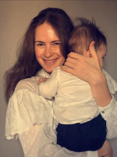 Ana Stanescu rolul de mamica