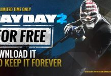 Payday 2 Free cover