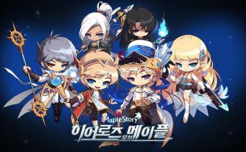 Maple Story Heroes
