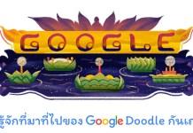 Google Doodle cover myplaypost