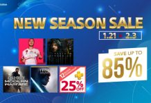 PR2020 Sony PlayStation Store New Season Sale cover playpost