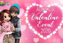 PR2020 Audition Valentine cover playpost