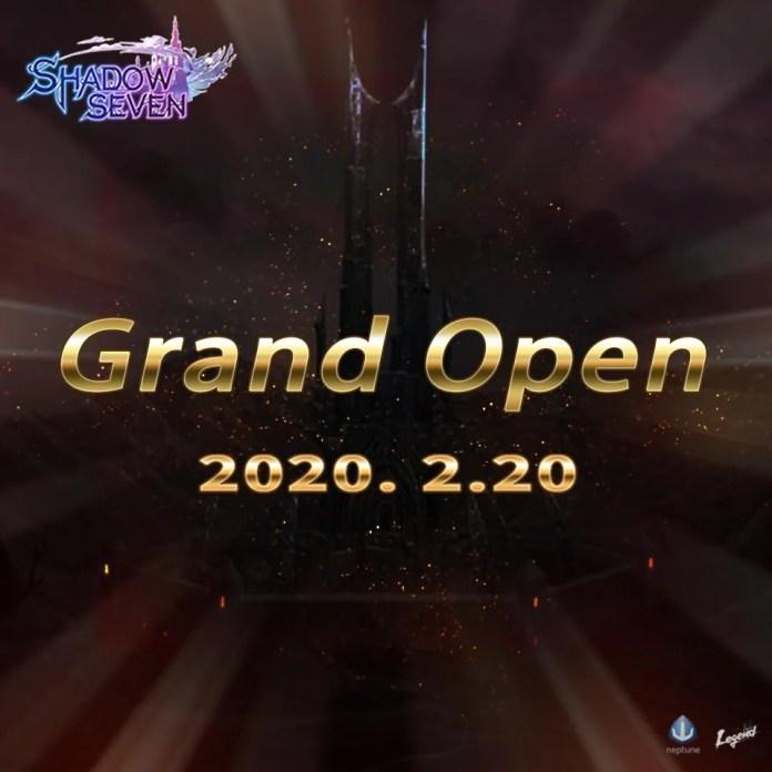 PR2020 Shadow Seven Grand Open cover playpost