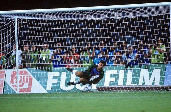 Argentina vs. Italy 1990