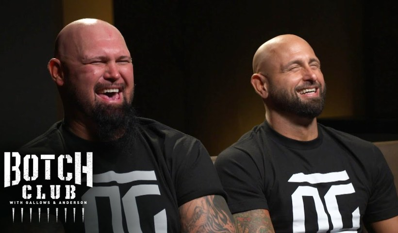 WWE's Most Hilarious Blunders with Luke Gallows and Karl Anderson