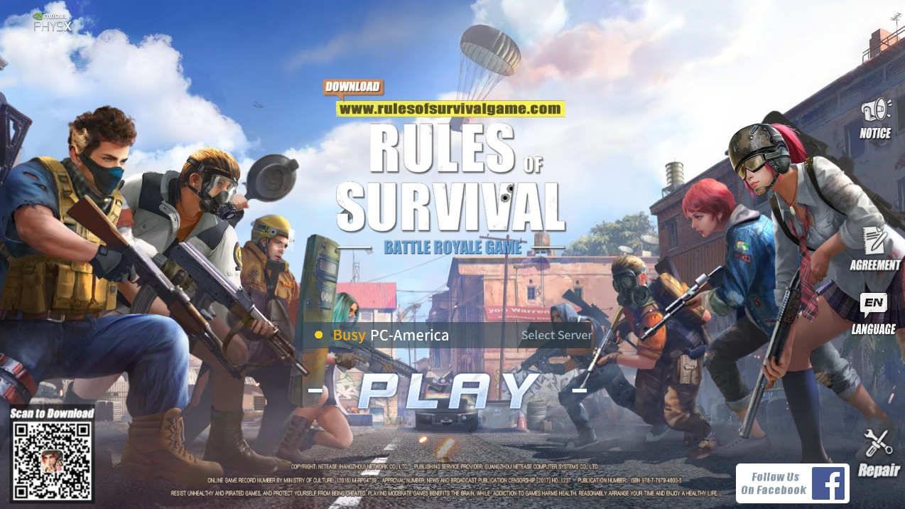Download Rules Of Survival PC Version Guide Updated 2018