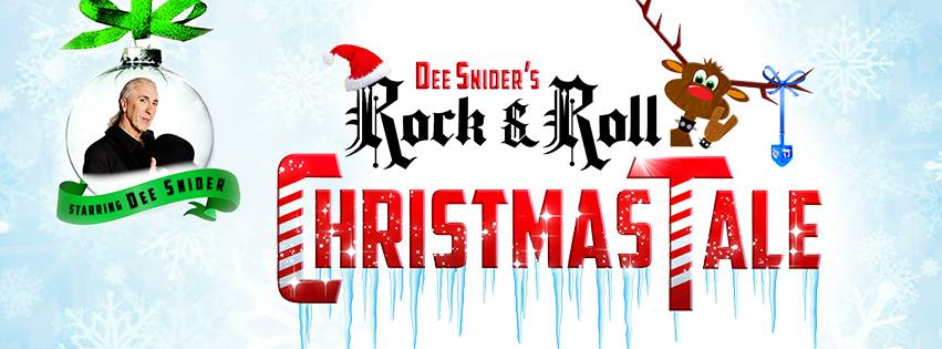 Dee Snider's Rock and Roll Christmas Tale