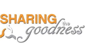 sharing the goodness