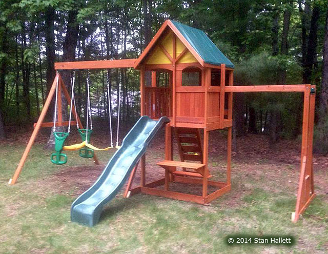 Selwood-Swingsets Westchester