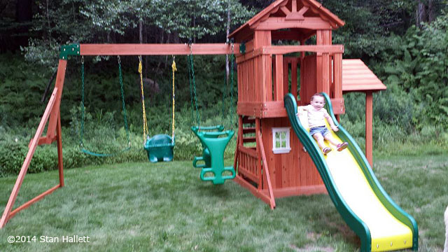 New England Playset Assembly Ludlow Vt Playset Installation