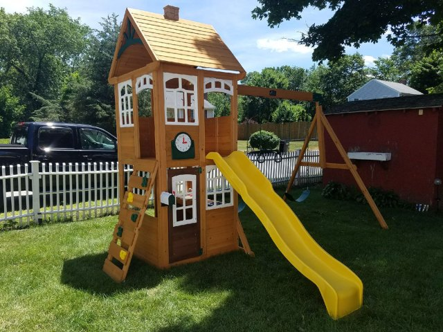 Cedar Summit McKinley Playset