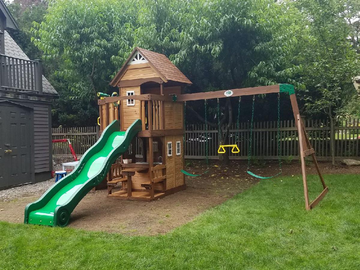 july 2017 swing set installation ma ct ri nh me