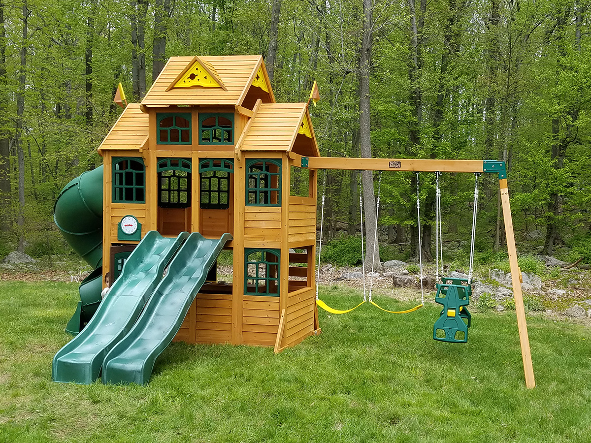 july 2017 swing set installation ma ct ri nh me