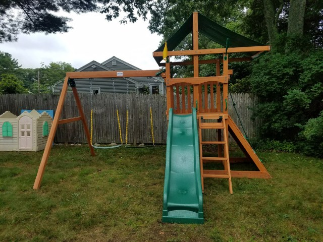 Gorilla Outing III Playset