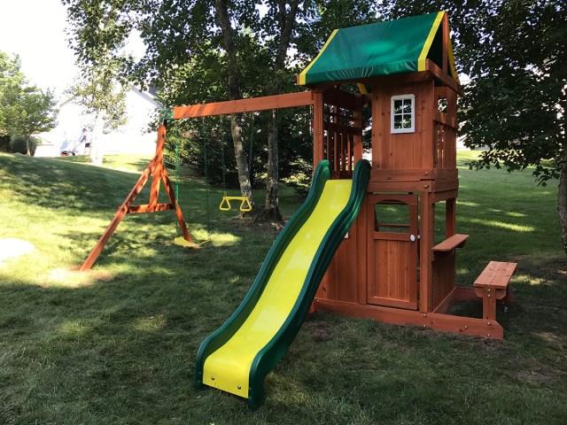 Backyard Discovery Oakmont