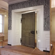 Door from Hancock Mansion