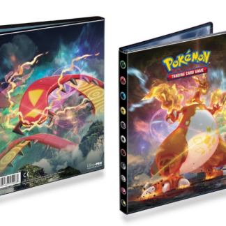 Pokemon 4-Pocket Portfolio Folder Binder Darkness Ablaze Charizard Centiskorch (PREORDER) (Copy)