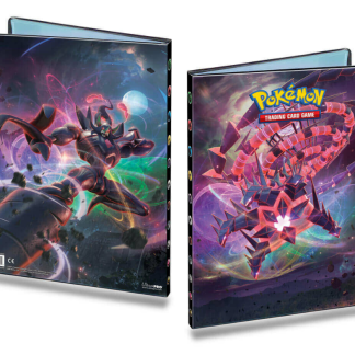Pokemon Sword and Shield 9-Pocket Portfolio Darkness Ablaze Eternatus Grimmsnarl Folder