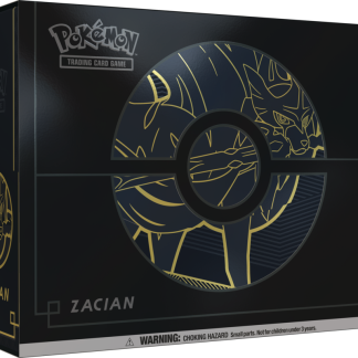 Elite Trainer Box Plus - Zacian - Pokemon Sword & Shield