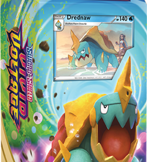 Dreadnaw Theme Deck Pokemon TCG Cards Vivid Voltage