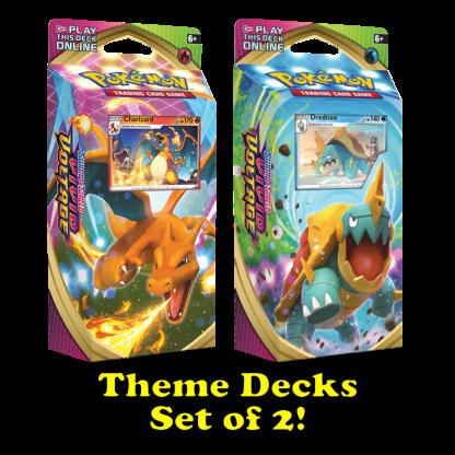 Vivid_Voltage_Pokemon_TCG_Cards_Theme_Starter_Decks_Set_Of_2