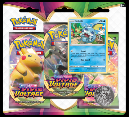 Vivid_Voltage_Pokemon_TCG_Cards_Triple_Blister_Pack_Sobble-Sword-Shield-S4