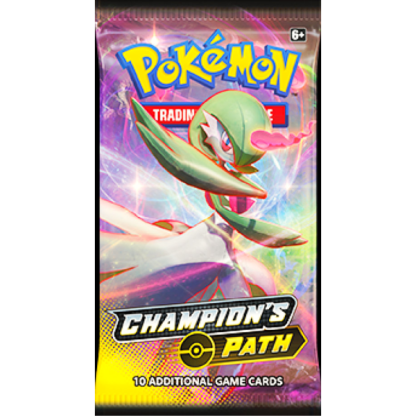 Champions Path Booster Pack Pokemon TCG Sealed Authentic