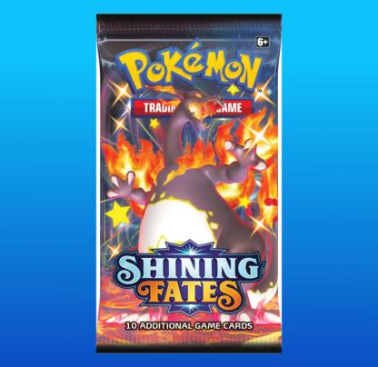 Charizard-VMAX-Gigantamax-Pokemon-TCG-Booster-Pack-Single-Sealed-Shining-Fates-February-2021-Cards